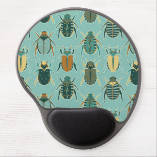 Scarab Beetles Gel Mouse Pad