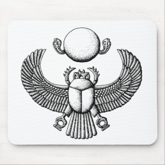 scarab mouse pad