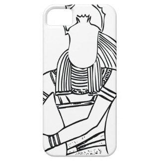 Scarab Pharaoh 1 iPhone 5 Case