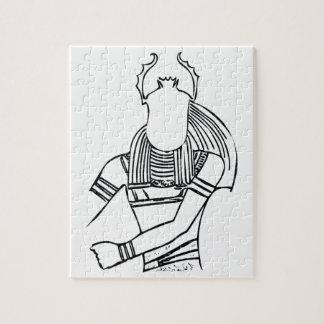 Scarab Pharaoh 1 Jigsaw Puzzle