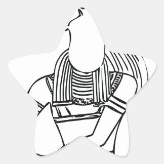 Scarab Pharaoh 1 Star Sticker