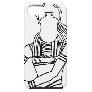 Scarab Pharaoh 1 Tough iPhone 5 Case