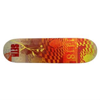 Scarab Race Skateboard