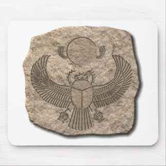 Scarab-stone Mouse Pads