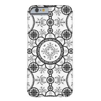 Scarab tile line pattern... barely there iPhone 6 case