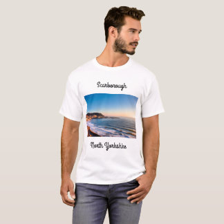 Scarborough Coastline T-Shirt