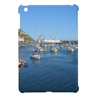Scarborough harbour iPad mini cover