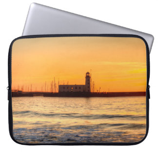 Scarborough Lighthouse Laptop Sleeve