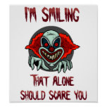 Scare You poster