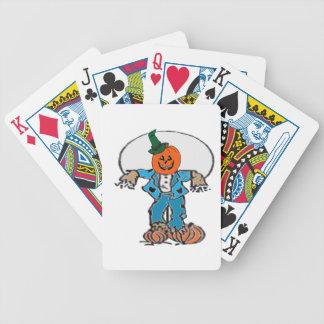 Scarecrow 1 poker deck