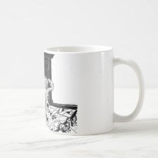 Scarecrow and Scraps Coffee Mug