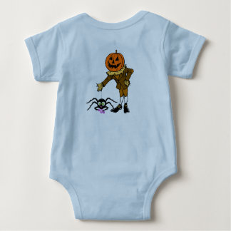 Scarecrow Baby Jersey Bodysuit