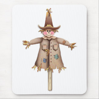 SCARECROW by SHARON SHARPE Mouse Pad