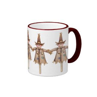 SCARECROW by SHARON SHARPE Coffee Mug