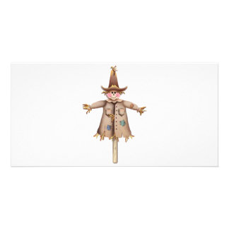 SCARECROW by SHARON SHARPE Photo Card