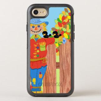 scarecrow fence scene i OtterBox symmetry iPhone 8/7 case