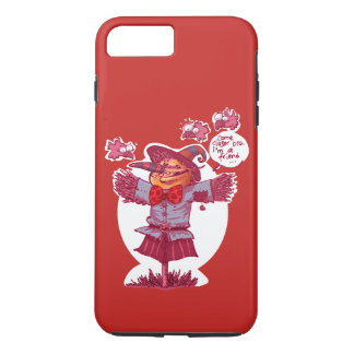 scarecrow gives friendship message cartoon iPhone 7 plus case