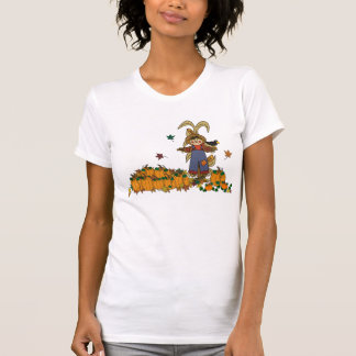 Scarecrow in the Pumpkin Patch T-Shirt