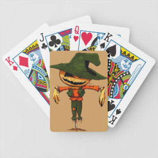 Scarecrow Poker Deck