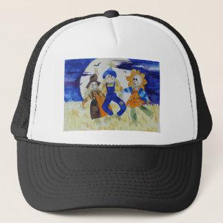 Scarecrows Dancing Trucker Hat