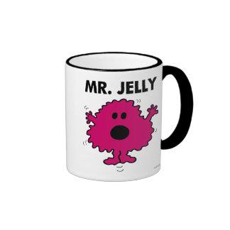 Scared & Nervous Mr. Jelly Ringer Mug