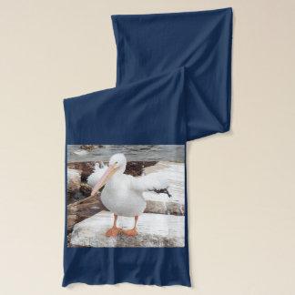 Scarf, Mens/Ladies Pelican Scarf