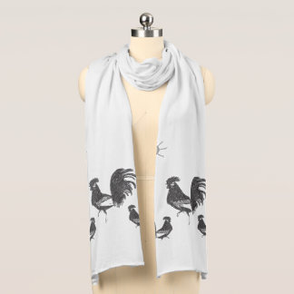 Scarf Rooster