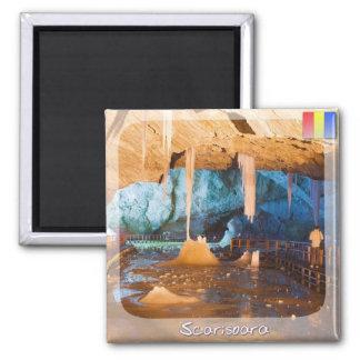 Scarisoara Cave Magnet