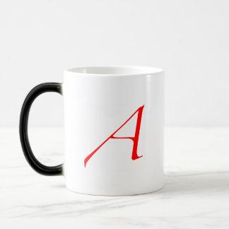 "scarlet ""A"" Magic Mug"