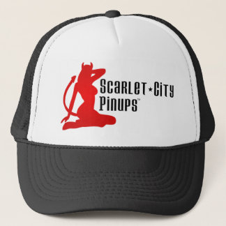 Scarlet City Pinups Trucker Hat