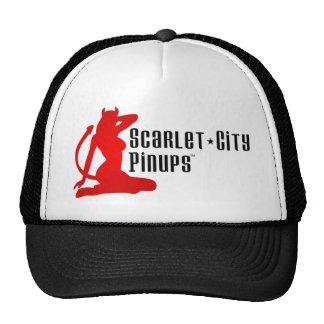 Scarlet City Pinups Trucker Hat