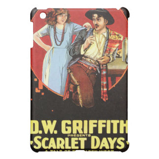 Scarlet Days Movie Poster Cover For The iPad Mini