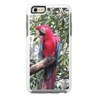 Scarlet Macaw bird - Otterbox Case