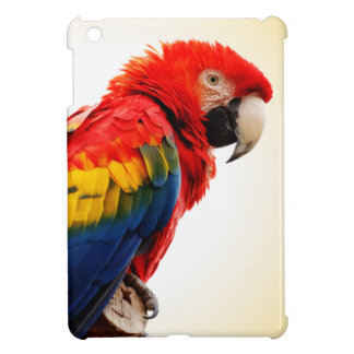 Scarlet Macaw Case For The iPad Mini