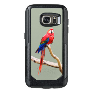 Scarlet Macaw Otterbox phone case