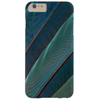 Scarlet macaw parrot feather barely there iPhone 6 plus case