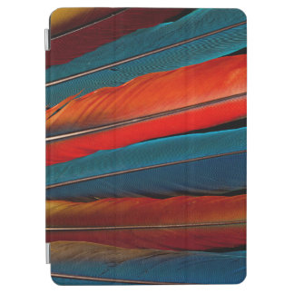 Scarlet Macaw Tail Feathers iPad Air Cover