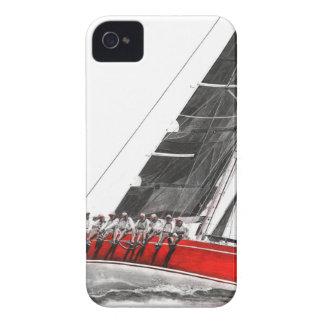 Scarlet Oyster.jpeg iPhone 4 Case