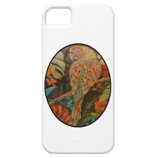 Scarlet Parrot Case For The iPhone 5