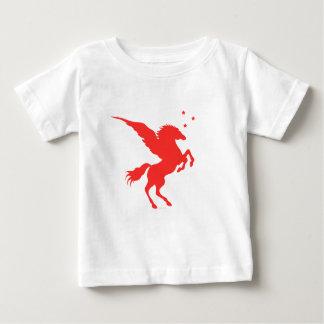 Scarlet Pegasus Baby T-Shirt