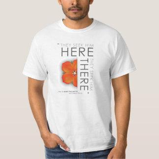 Scarlet Pimpernel Quote - Classic Literature Tshirts