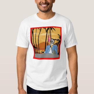 ScarSkully Face T Shirt