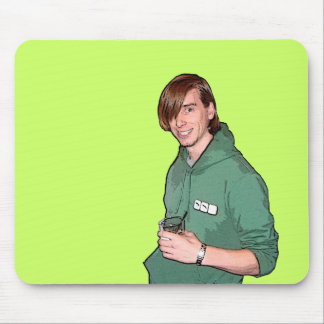 Scary Adam Mousepad