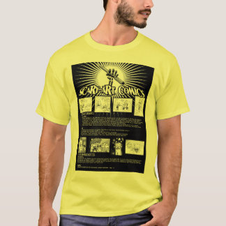 Scary-Art Comics T-Shirt