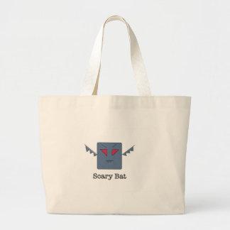 Scary Bat_monsters.011 Jumbo Tote Bag