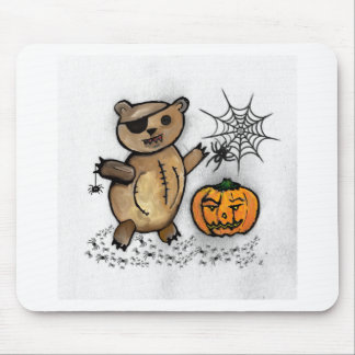 Scary Bear Mouse Pad