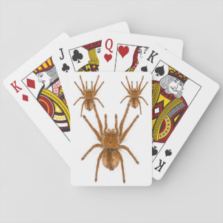 Scary brown Classic Playing Cards
