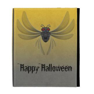 Scary Bug Halloween Template iPad Case