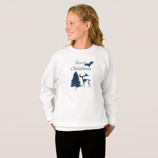Scary Christmas Sweatshirt