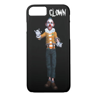 Scary Clown iPhone 7 Case